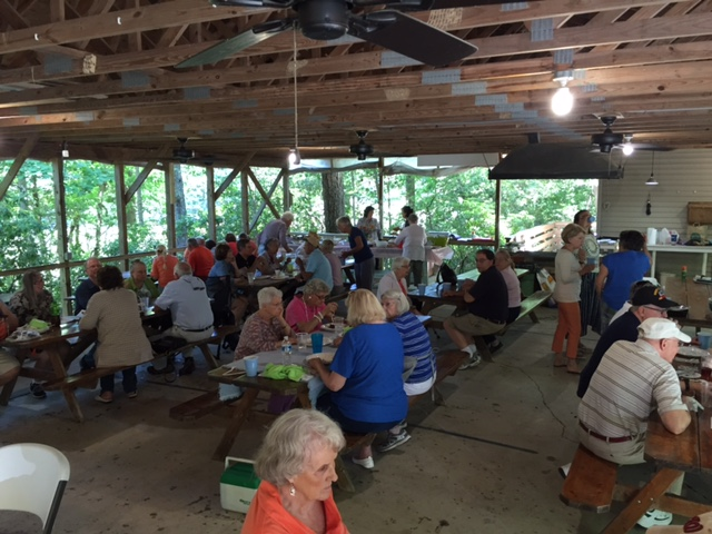 Picnic 2016 in Trappe, MD